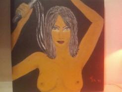 Picturi cu potrete/nuduri Have a women first