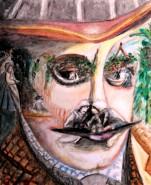 Picturi cu potrete/nuduri Caldura mare cu i. l. caragiale