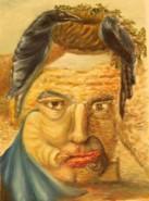 Picturi surrealism Regizorul Sergiu Nicolaescu, un nemuritor