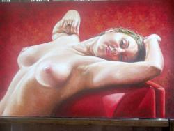 Picturi cu potrete/nuduri Euforie