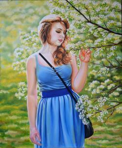 Picturi cu potrete/nuduri Renastere