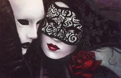 Picturi cu potrete/nuduri dragoste venetiana