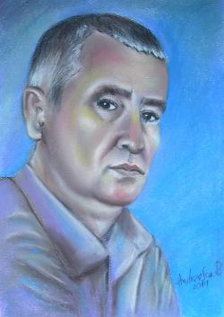 Picturi cu potrete/nuduri AUTOPORTRET ANDREESCU R
