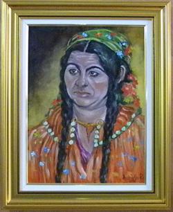 Picturi cu potrete/nuduri GHICITOAREA2