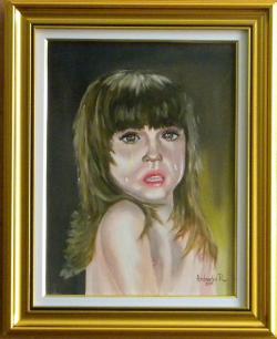 Picturi cu potrete/nuduri Imi pare rau ca pleci