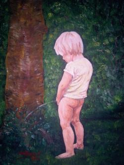 Picturi cu potrete/nuduri Necesitate