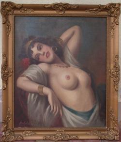 Picturi cu potrete/nuduri akt szep