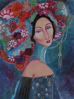 Picturi cu potrete/nuduri Nawar