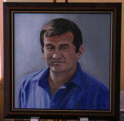 Picturi cu potrete/nuduri Portret 0010