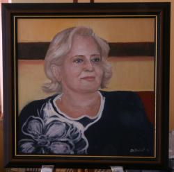 Picturi cu potrete/nuduri Portret 0012