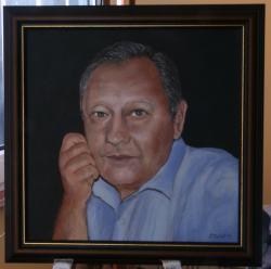 Picturi cu potrete/nuduri Portret 006
