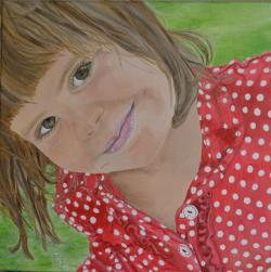 Picturi cu potrete/nuduri Smile
