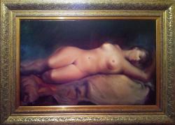 Picturi cu potrete/nuduri NUD 105
