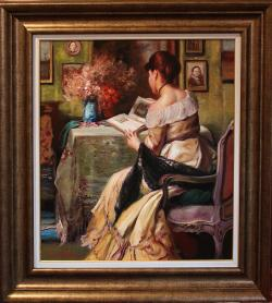 Picturi cu potrete/nuduri SCENA GEN 01