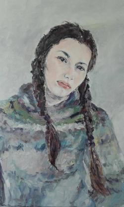 Picturi cu potrete/nuduri ADEL