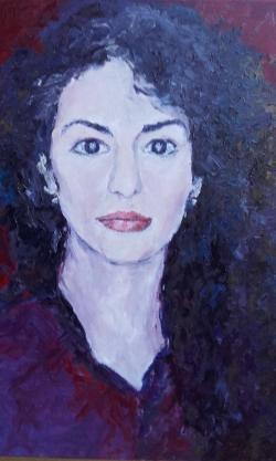Picturi cu potrete/nuduri ALY