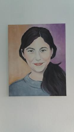 Picturi cu potrete/nuduri AMINA