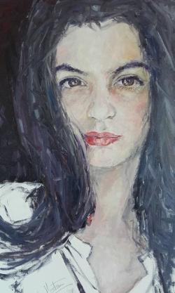 Picturi cu potrete/nuduri GIANINA
