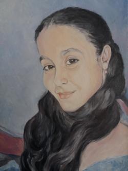Picturi cu potrete/nuduri IULIAAA