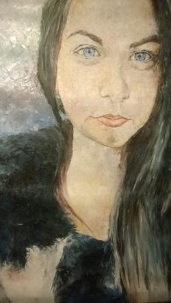 Picturi cu potrete/nuduri LAVI2