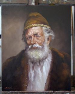 Picturi cu potrete/nuduri Dac Nobil