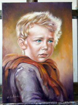 Picturi cu potrete/nuduri lacrima zilelor noastre