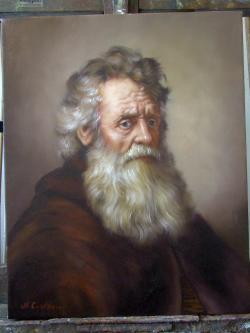 Picturi cu potrete/nuduri Strabunul