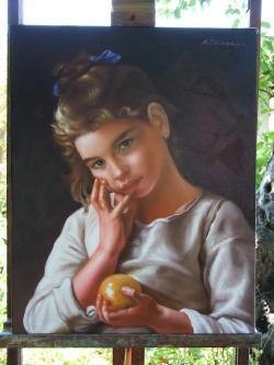 Picturi cu potrete/nuduri O dorinta