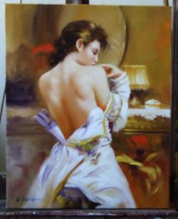 Picturi cu potrete/nuduri seminud 1a