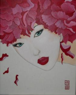 Picturi cu potrete/nuduri Mimi.