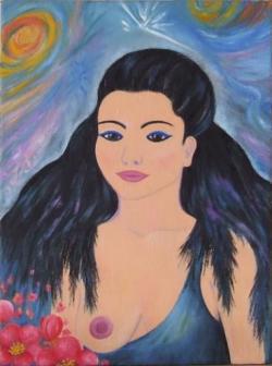Picturi cu potrete/nuduri Incredere