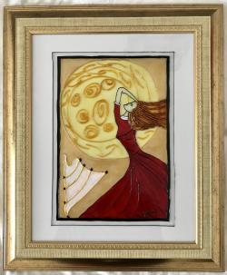 Picturi cu potrete/nuduri Autoportret.