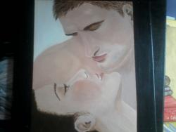 Picturi cu potrete/nuduri iubiti