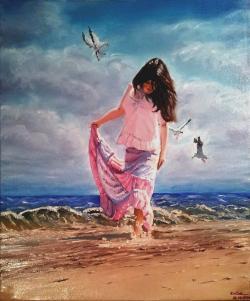 Picturi cu potrete/nuduri Delia