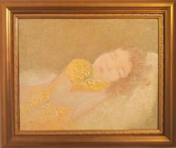 Picturi cu potrete/nuduri The dream
