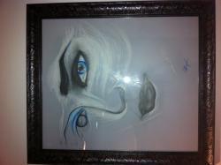 Picturi cu potrete/nuduri Lacrimi de bucurie