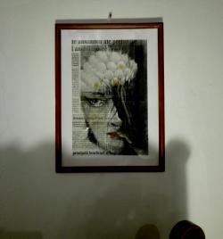 Picturi cu potrete/nuduri Doar oua