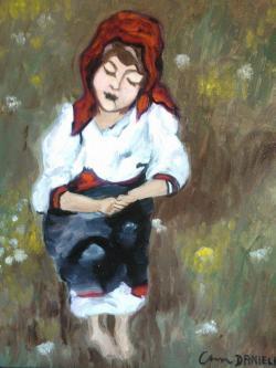 Picturi cu potrete/nuduri cod 141