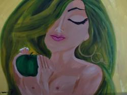 Picturi cu potrete/nuduri EVA  cod 0086