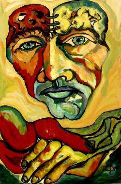 Picturi cu potrete/nuduri Reconciliere
