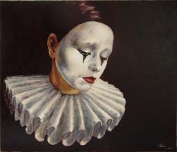 Picturi cu potrete/nuduri arlechinul