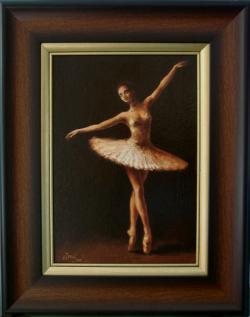 Picturi cu potrete/nuduri ballet1