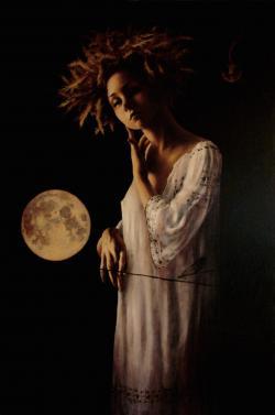 Picturi cu potrete/nuduri Insomnii