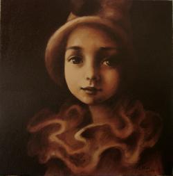 Picturi cu potrete/nuduri pierrot1