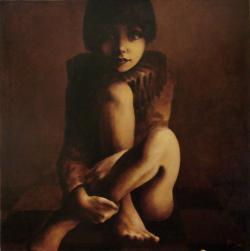Picturi cu potrete/nuduri un alt arlechin