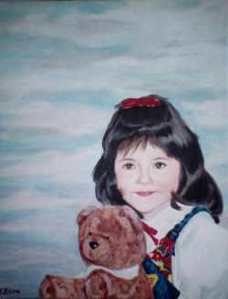 Picturi cu potrete/nuduri Inna si Teddy