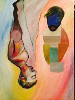 Picturi cu potrete/nuduri Eugene