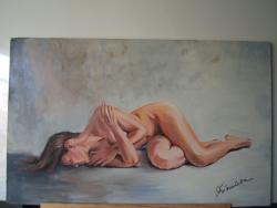 Picturi cu potrete/nuduri COCON