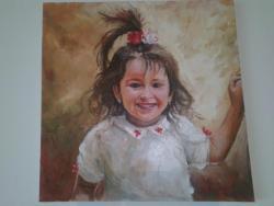 Picturi cu potrete/nuduri portret 20