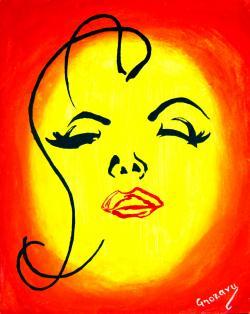 Picturi cu potrete/nuduri Zen